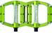Spank Spoon 100 Pedal emerald green
